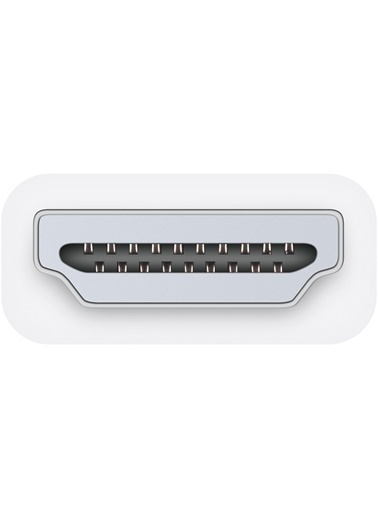 Apple HDMI to DVI Adapter-Apple